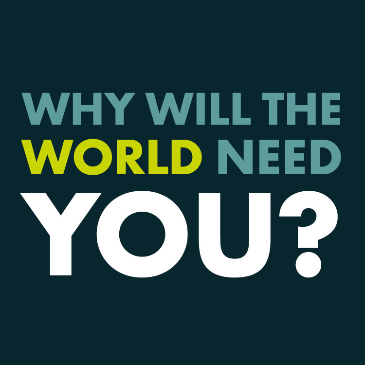Tonic Essentials: Why will the world need you?