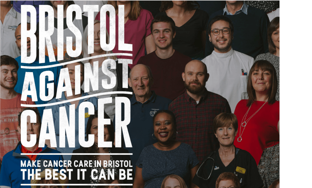 Bristol Against Cancer :: Above & Beyond appoints AgencyUK