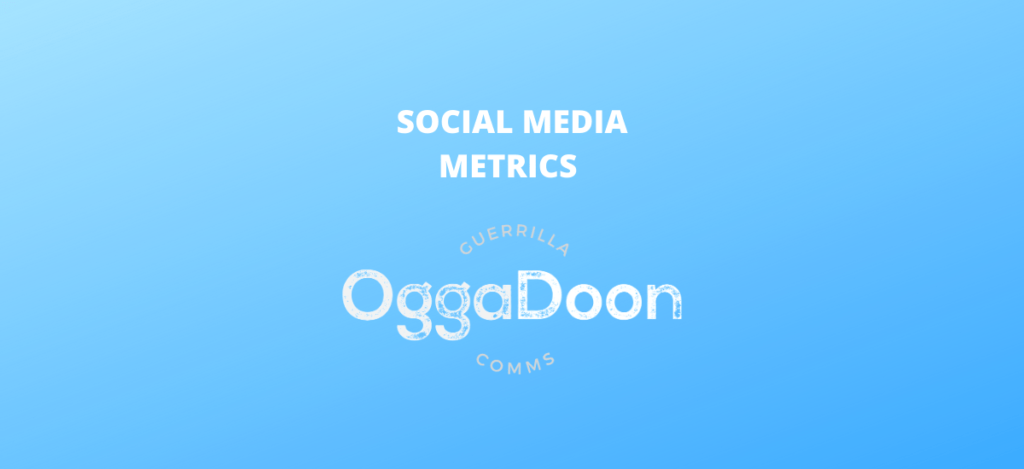 Your guide to social media metrics