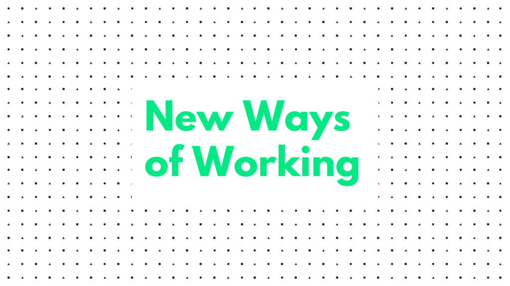 New Ways of Working: Authors Discussion
