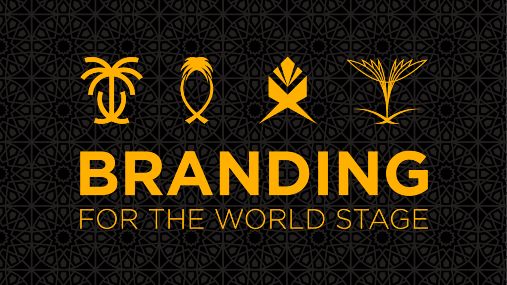 Branding for the world stage