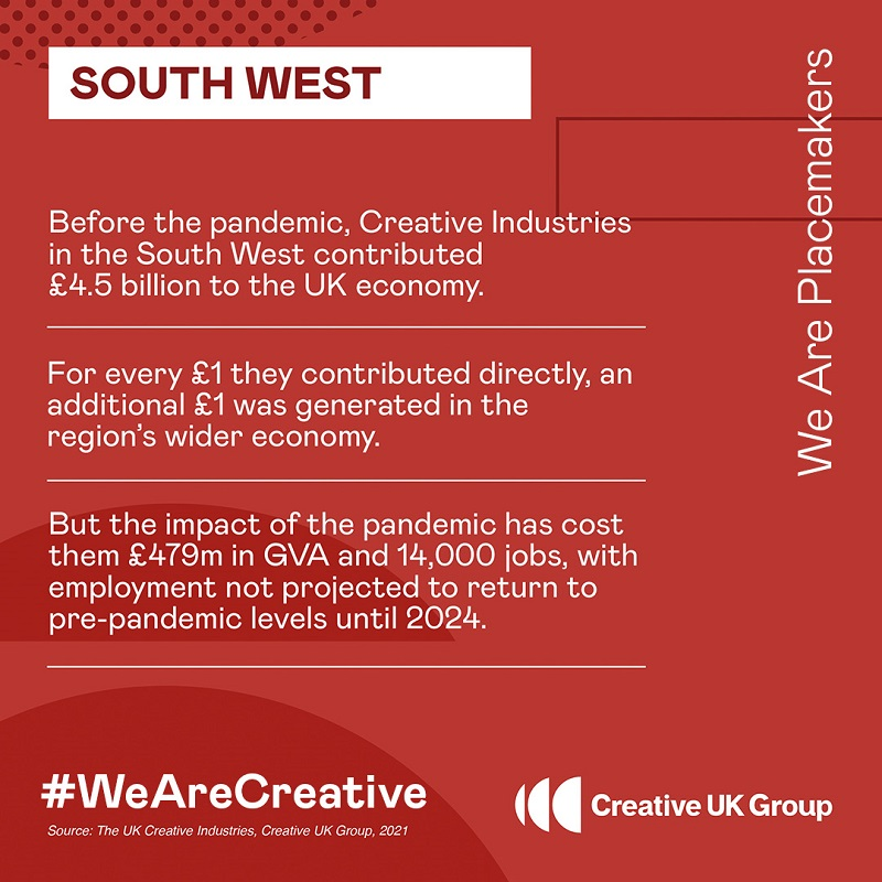 UK Creative Industries: unleashing the power and potential of creativity