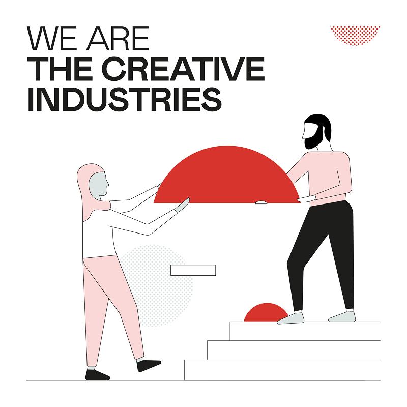 #WeAreCreative