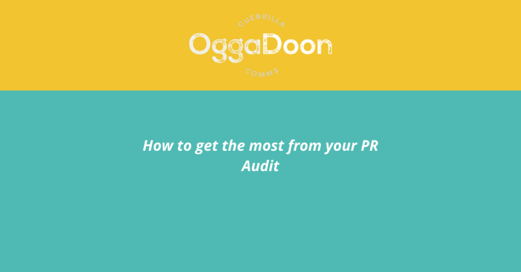 How to get the most from your PR Audit