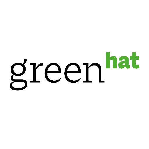 Green Hat Graphic Design