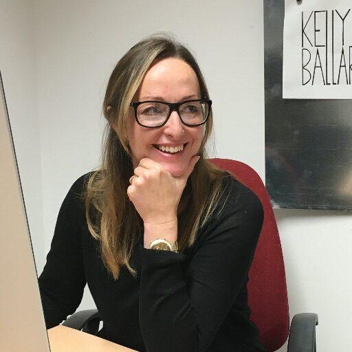 Kelly Ballard Marketing Freelancer